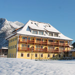 Hotel Hochsteg Gütl in winter