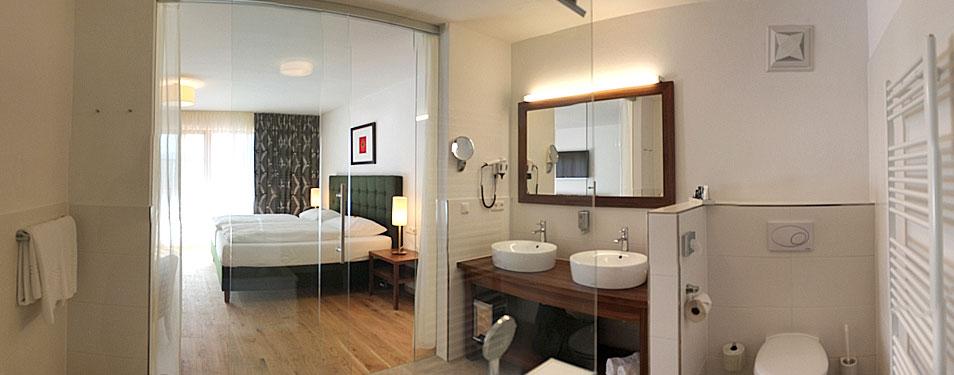 Zimmer & Suiten: Hotel Hochsteg-Gütl in der Traunsee-Region ...